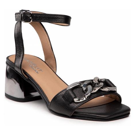 Sandály EKSBUT - 3C-6196-L92 Černá