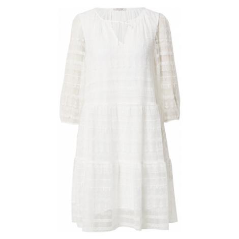 Orsay Koktejlové šaty bílá
