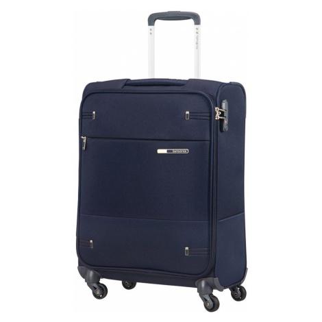 Samsonite Kabinový cestovní kufr Base Boost Spinner 38N 39 l - tmavě modrá