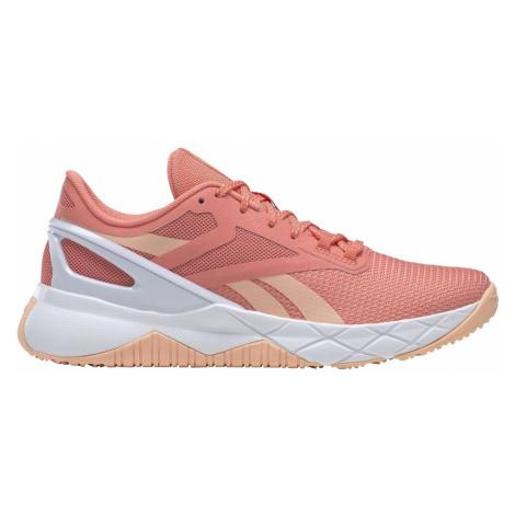 Dámské tréninkové boty Reebok Nanoflex TR Oranžová / Bílá