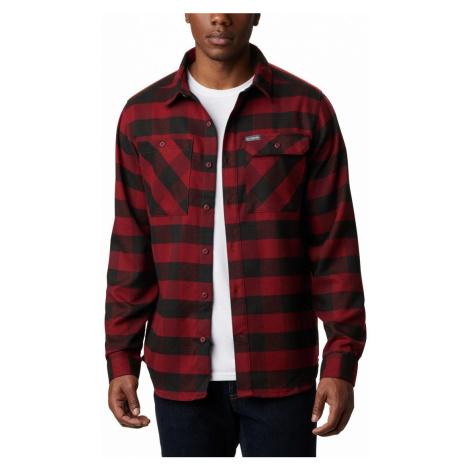 Košile Columbia Outdoor Elements™ Stretch Flannel - červená/černá