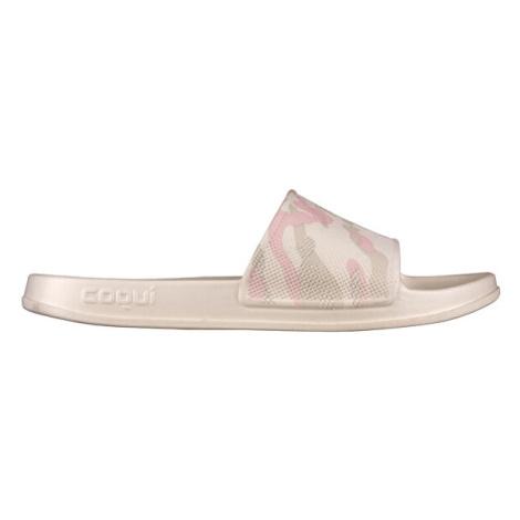 Coqui Dámské pantofle Tora Pearl Camo 7082-203-3100