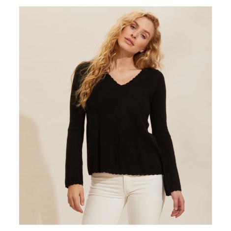 Svetr Odd Molly Quinn Sweater - Černá