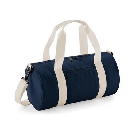 Barel taška miniBB - modrá/bílá