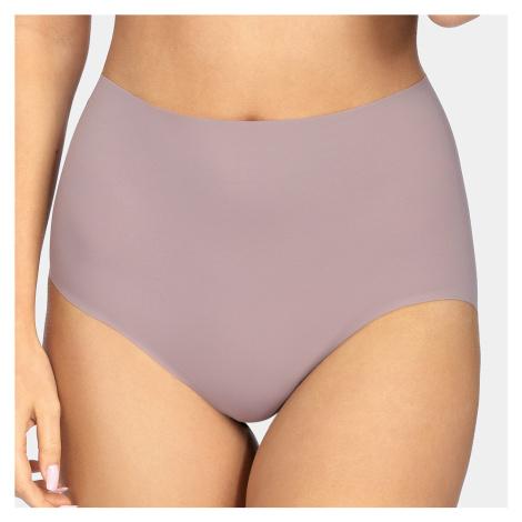 Klasické vyšší kalhotky Invisible Cotonella