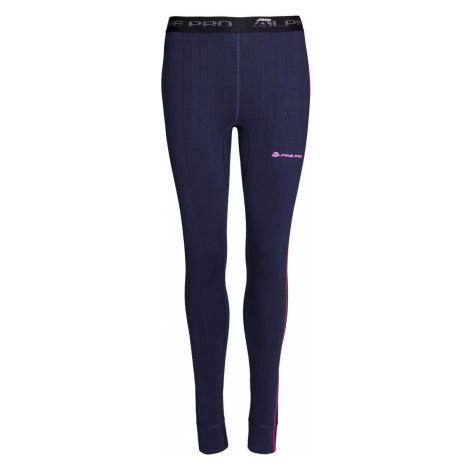 Dámské spodní prádlo - kalhoty Alpine Pro SUSY 2 - tmavě modrá