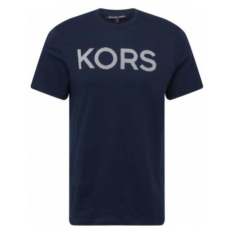 Michael Kors Tričko bílá / námořnická modř