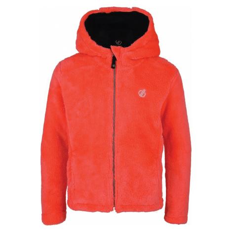 Dětská fleecová mikina Dare2b PRELIM oranžová Dare 2b
