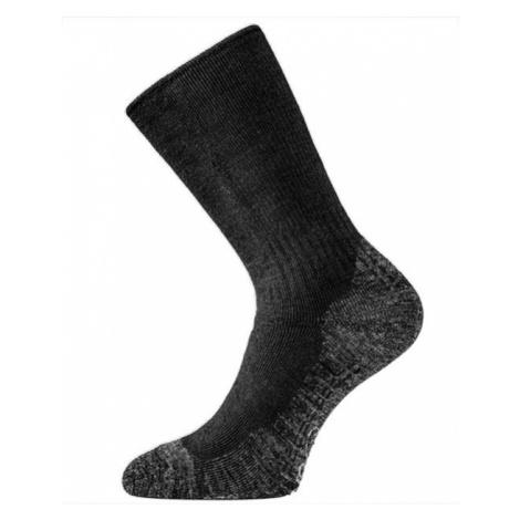Lasting WSM ponožky, černá