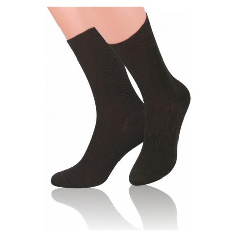 Pánské ponožky 018 brown Steven