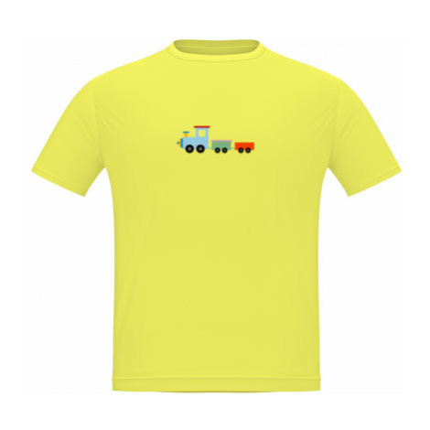 Pánské tričko Classic Heavy Kids train