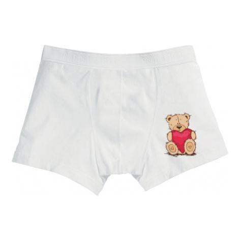 Pánské boxerky Medvídek srdce