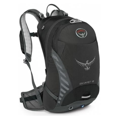 OSPREY Escapist 18 Cyklistický batoh OSP2103022601 black