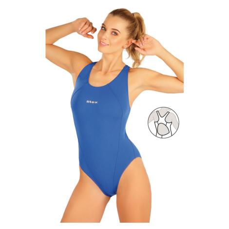LITEX Jednodílné sportovní plavky 63536