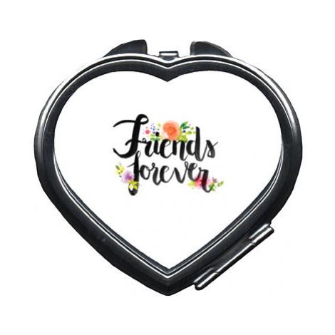 Zrcátko srdce Friends forever