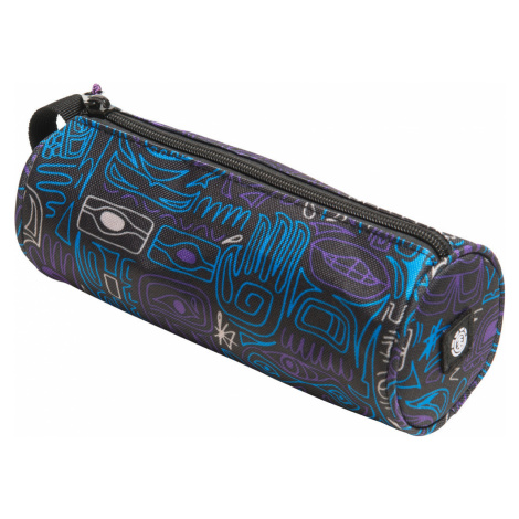 Pouzdro Element Pencil Case neon purple