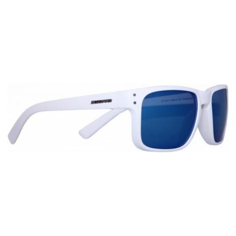 Blizzard RUBBER WHITE GUN DECOR POINTS POL bílá - Polarizační sluneční brýle