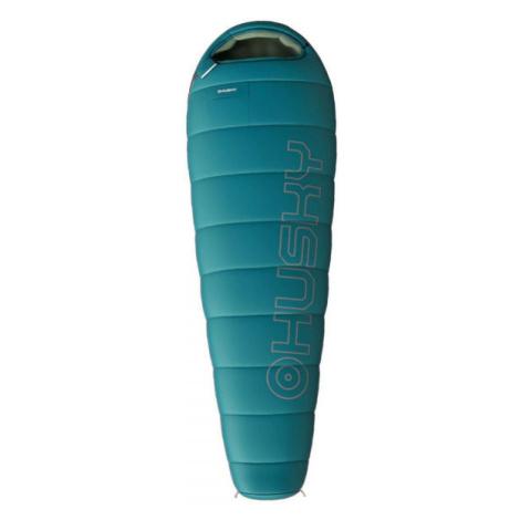Husky MINI 0°C modrá - Spací pytel s dutým vláknem