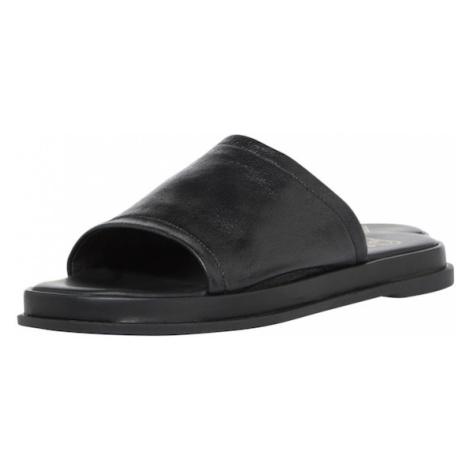Dune LONDON Pantofle 'LAURENA' černá