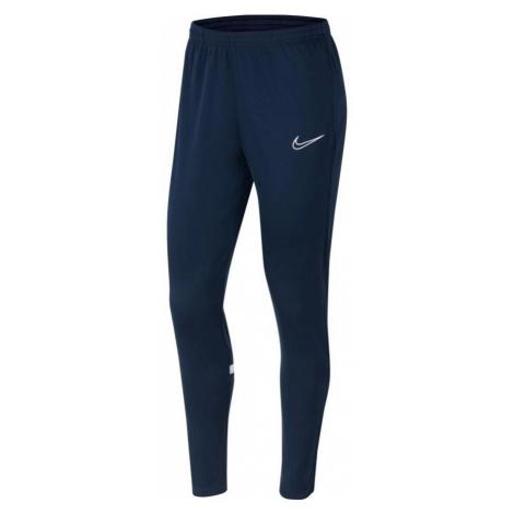 Dámské tepláky Nike Dri-FIT Academy Tmavě modrá