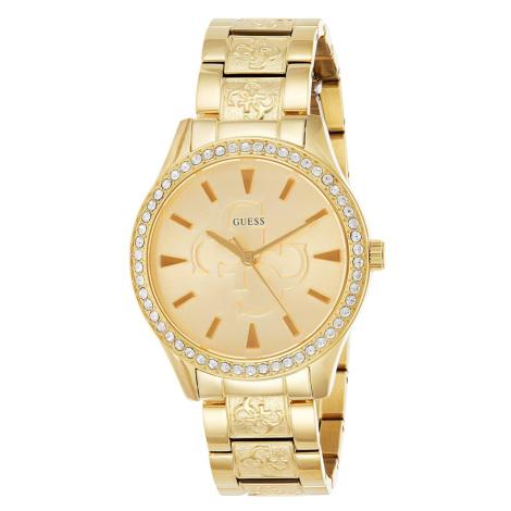 Guess dámské zlaté hodinky
