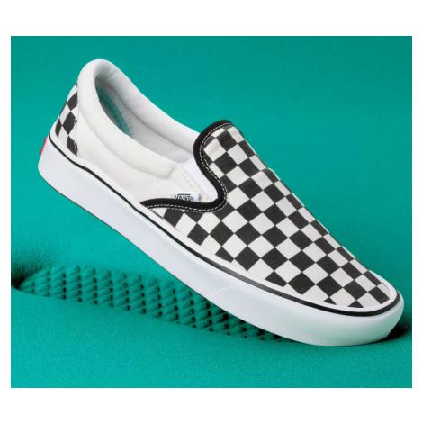 Boty Vans Comfycush Slip-On classic checkerboard/true white