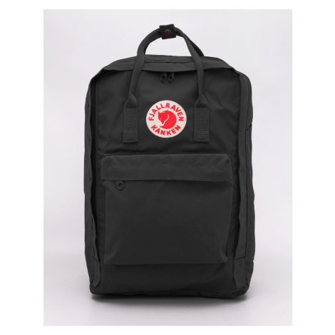 "Fjällräven Kanken Laptop 17"" 550 Black Malé (do 20 litrů)"