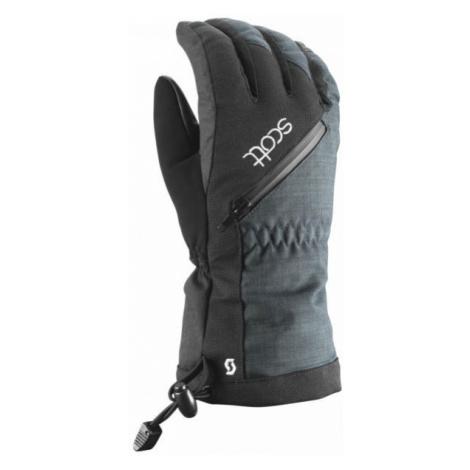 Scott ULTIMATE PREMIUM GTX W černá - Dámské lyžařské rukavice
