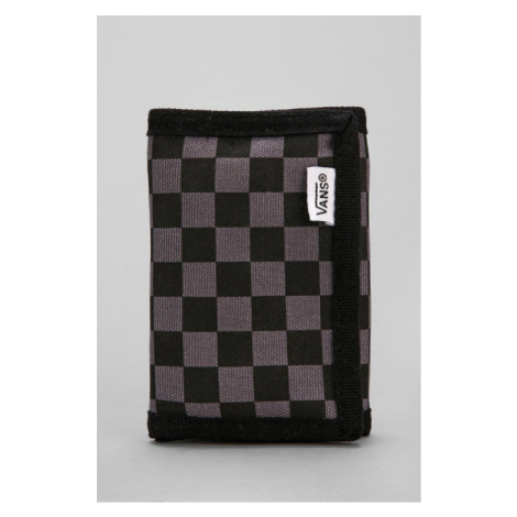 Peneženka Vans MN Slipped Wallet Black Charcoal