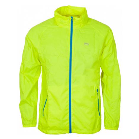 Bunda do deště Mac In A Sac neon yellow