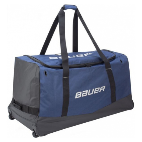 Bauer 17656 CORE WHEELED BAG SR modrá - Hokejová taška
