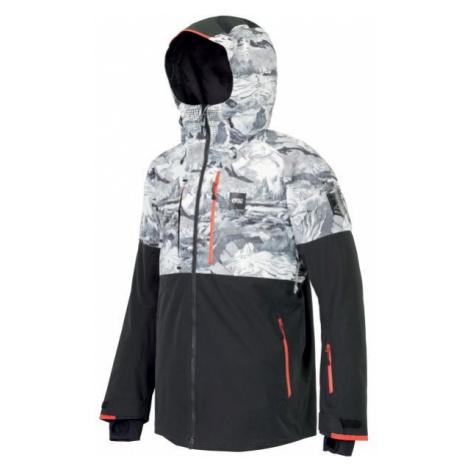 Picture STONE černá - Pánská zimní bunda