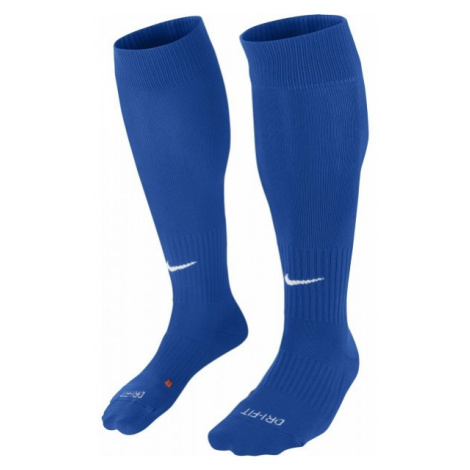 Nike CLASSIC II CUSH OTC -TEAM modrá - Fotbalové štulpny