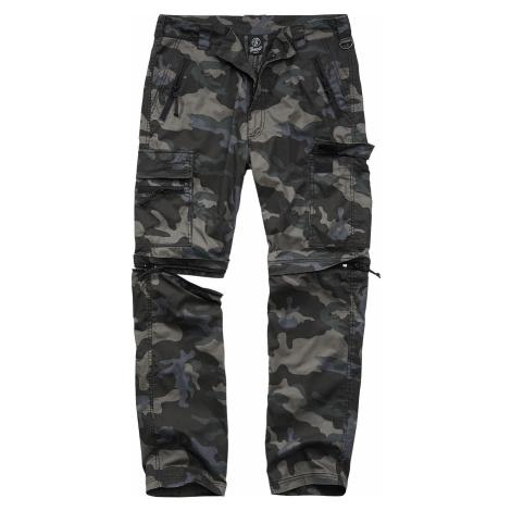 Brandit Kalhoty All Terrain Combi Baggy kalhoty tmavě maskáčová