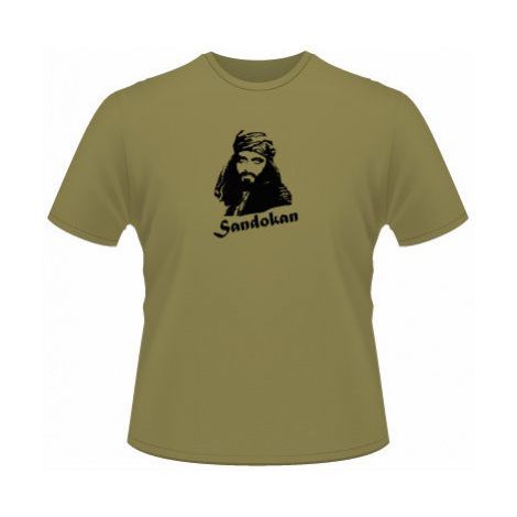 Pánské tričko SuperStar Sandokan