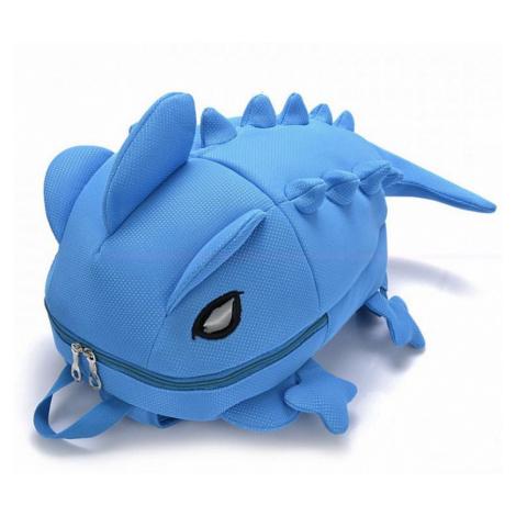 Dětský batoh AGAMA Dino - modrý