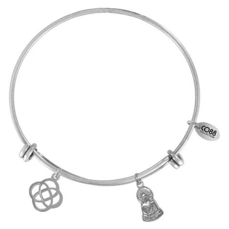 CO88 Meditační ocelový náramek 860-180-021009-0000