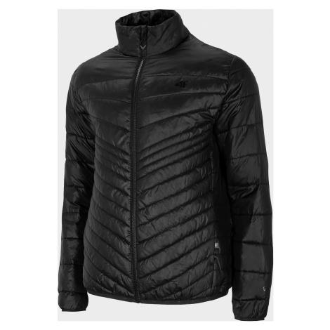 Ultra lehká bunda 4F KUMP202 Černá