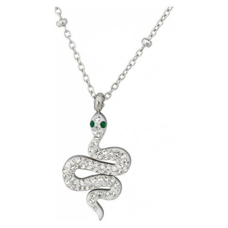 Linda's Jewelry Náhrdelník Královna Hadů chirurgická ocel INH098