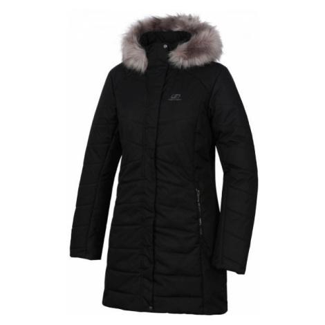 Hannah WAIANA černá - Dámský zimní kabát