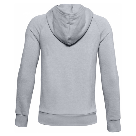 Under Armour Y Rival Fleece Hoodie Gray/ Black