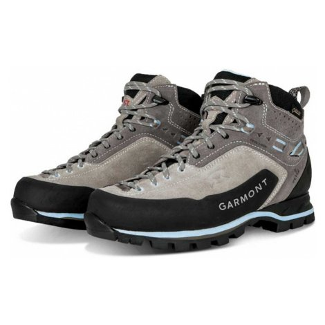Dámská turistická obuv Garmont Vetta GTX Warm grey/Light blue