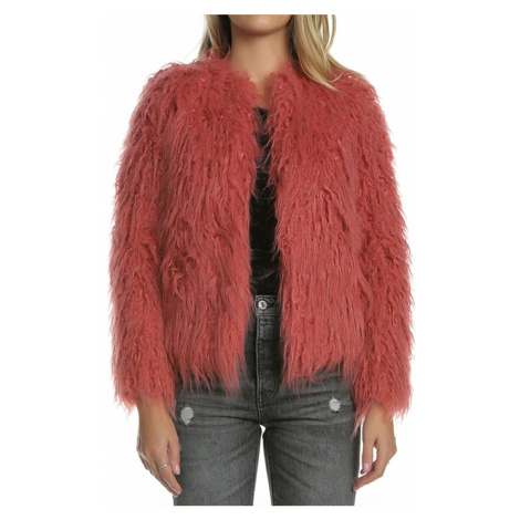 Chlupatý kabát PEPE JEANS PL401534 GILDA