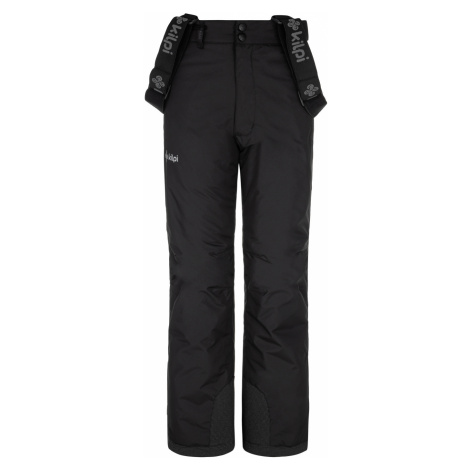 KILPI Dívčí lyžařské kalhoty ELARE-JG NJ0031KIBLK Černá