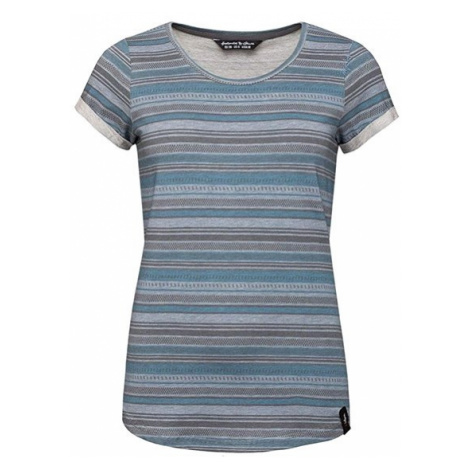 Chillaz Otztal Stripes Retro triko KR dámské, modrá