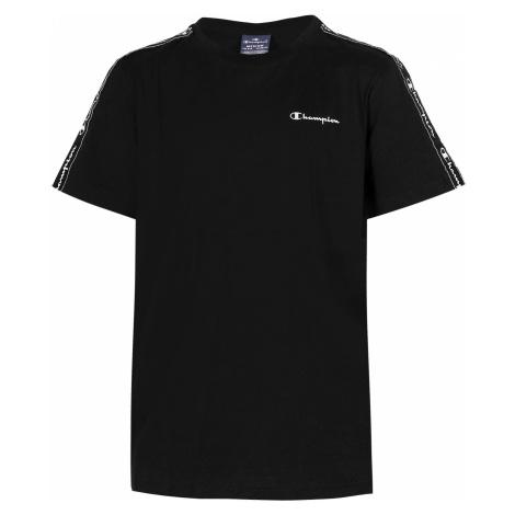 Chlapecké triko Champion 305037 | černá