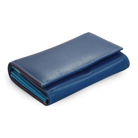 Modrá dámská kožená peněženka Chloen Arwel