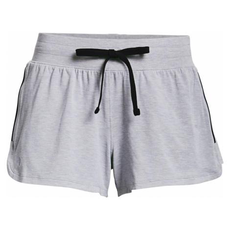 Dámské šortky na spaní Under Armour Recover Sleep Šedá / Černá