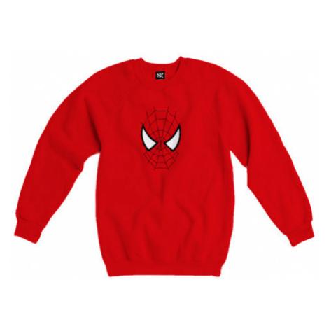 Dámská mikina bez kapuce Spiderman