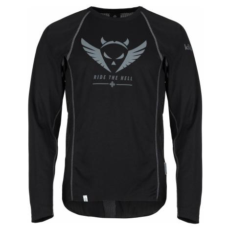Pánské tričko KILPI EXPLOSION černá